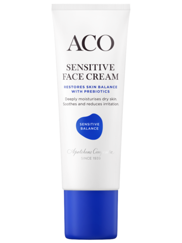 Aco Face Sensitive Balance Face Cream 50 ml