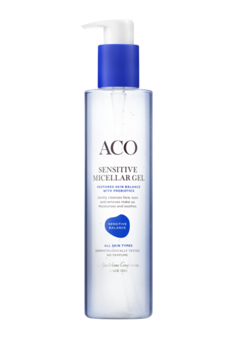 Aco Face Sensitive Balance Micellar Gel 200 ml