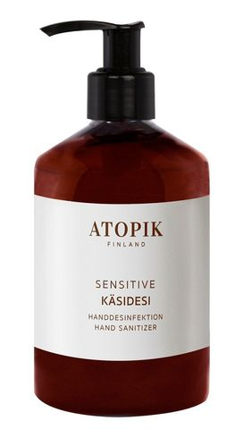 Atopik Sensitive käsidesi pumppupullo 200 ml