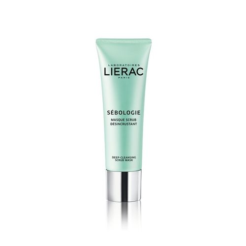 Lierac Sebologie Deep-Cleansing Scrub Mask 50 ml LL10050A