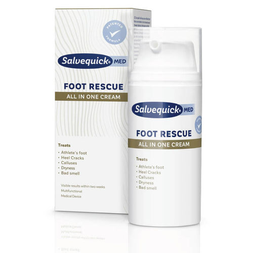 Salvequick Foot Rescue All in One Cream 100 ml
